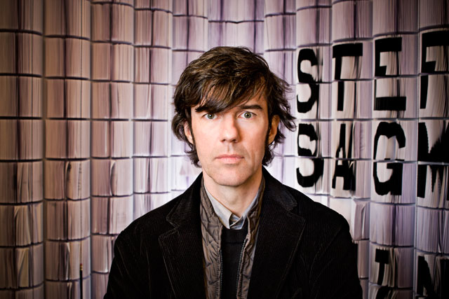 Stefan Sagmeister Profile Photo