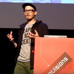 Antonio Garcia WebVisions Presentation
