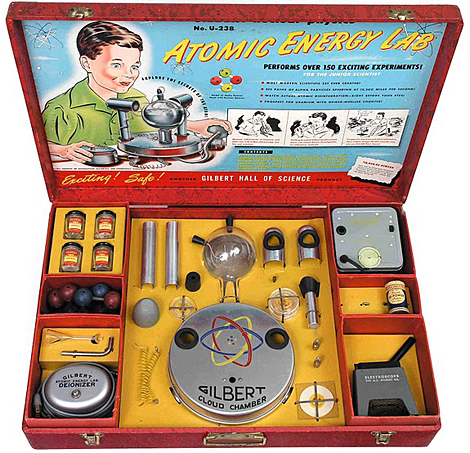 DIY Atomic Kit
