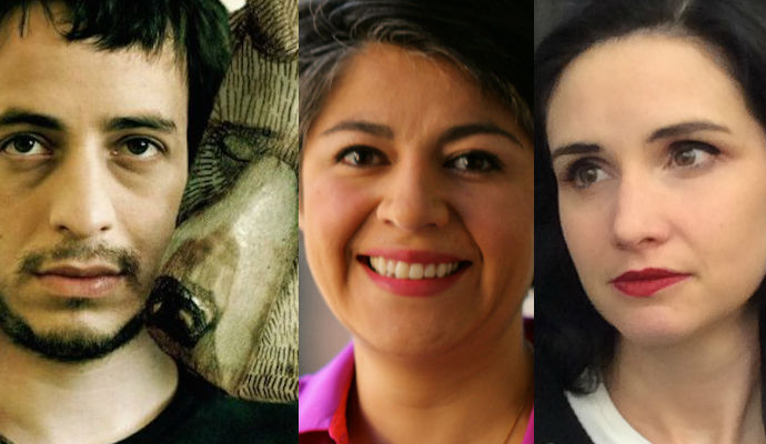 Yoni Bloch, Andrea Saenz and Emily Long will join a lineup of experts for WebVisions Portland