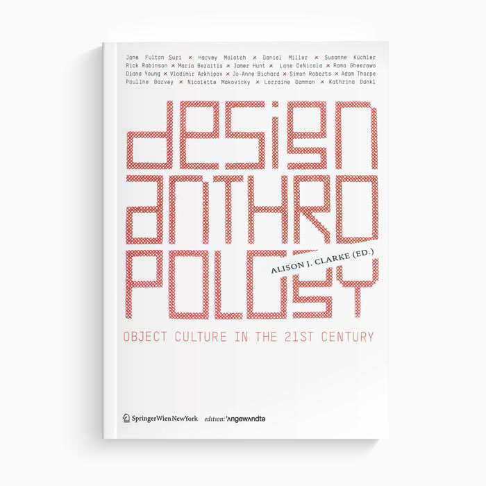 Design Anthropology Book Cover