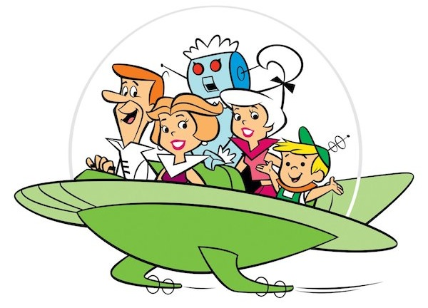 The Jetson's flying car is never going to happen. Deal with it.