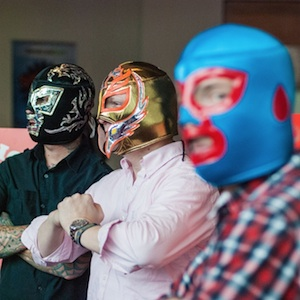 WebVisions Luchadores