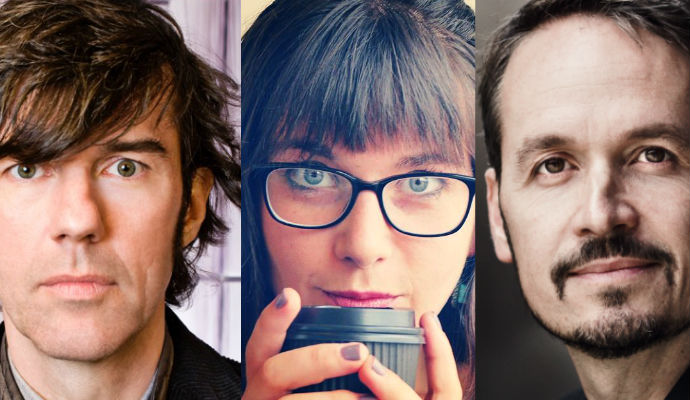 Stefan Sagmeister, Hazel Jennings and Robert Stulle will join a lineup of experts for WebVisions Barcelona