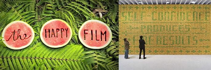 Sagmeister Film and Installation Work