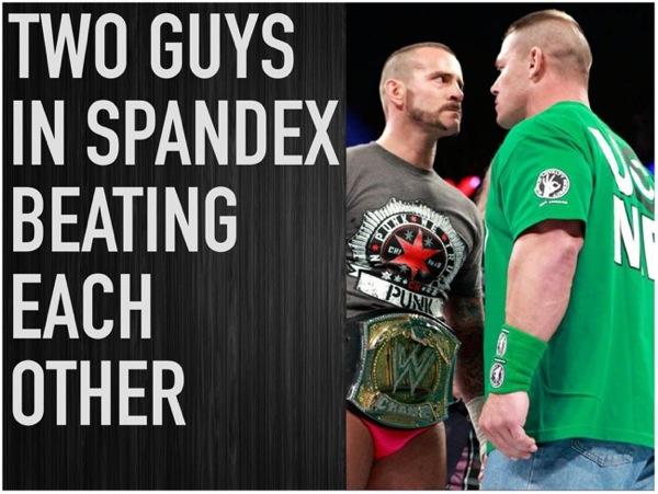 WWE Ethnography